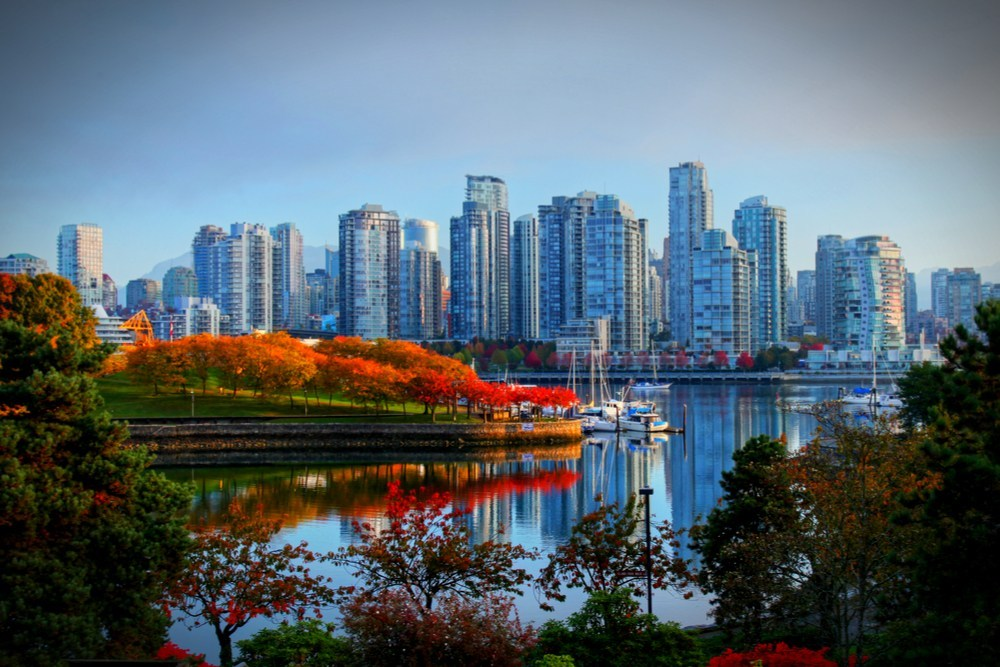 Vancouver Winter Olympic Games City