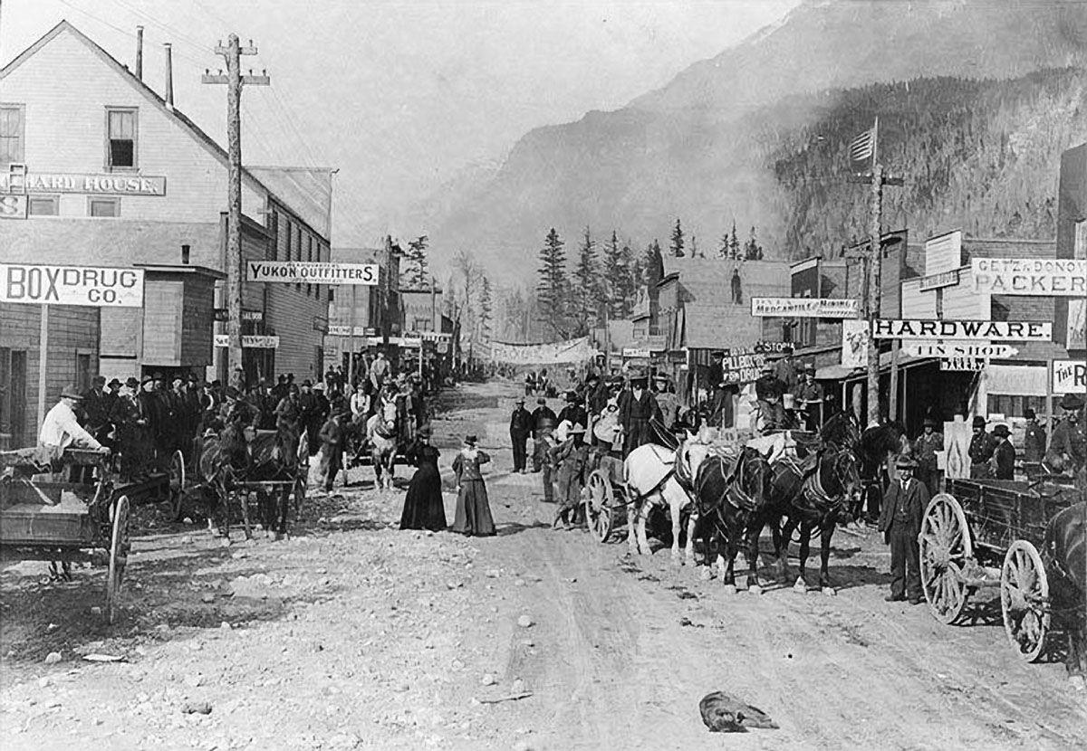 Yukon Klondike Gold Rush