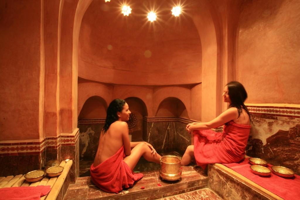 Hammam culture Morocco
