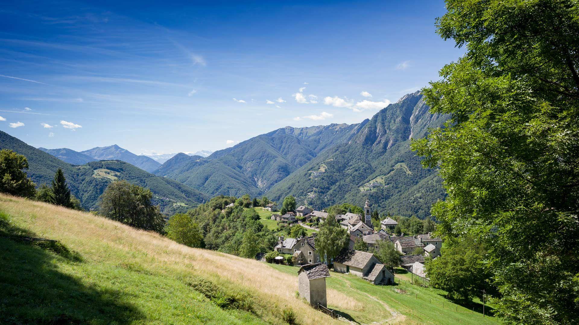 Centovalli et onsernone Ticino Svizzera