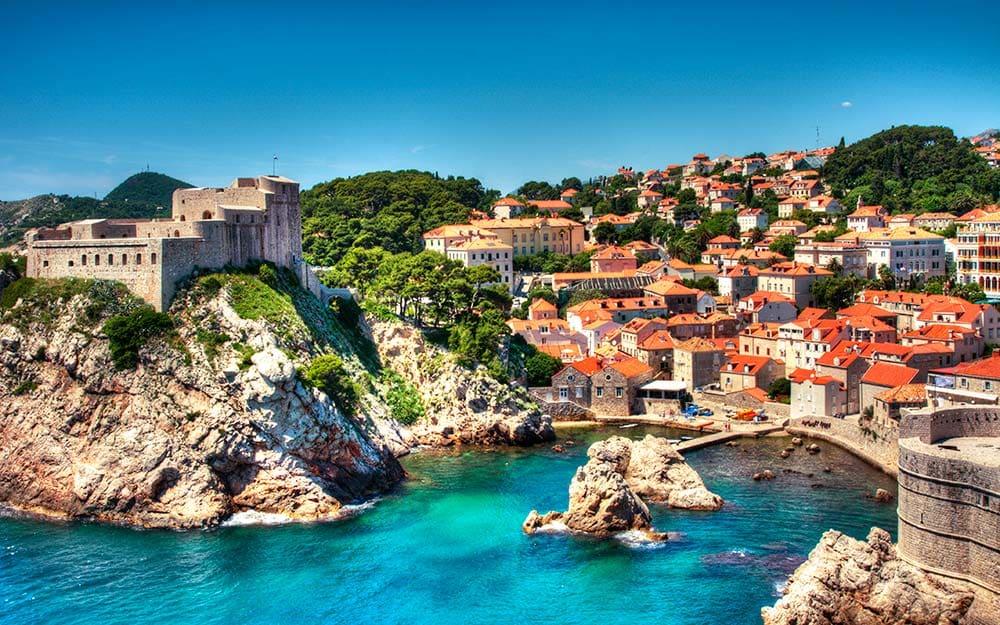 Hvar and Dubrovnik Croatia